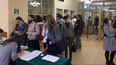 Более 200 гостей посетили 1-й Московский областной музыкальный колледж в День открытых дверей