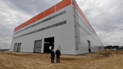 Более 450 рабочих мест появится в Можайске после запуска завода по производству воротных систем