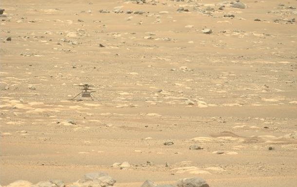 Четвертый полет вертолета NASA на Марсе провалился