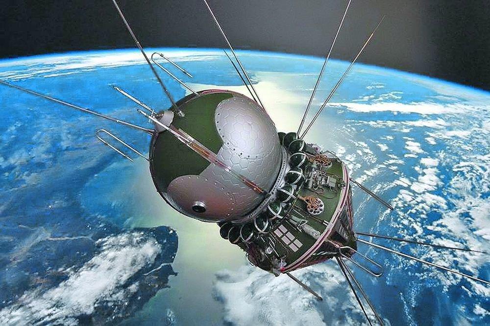 день космонавтики 60 лет первому полёту человека в космос