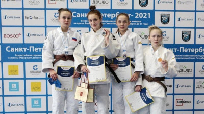 Дзюдоистка из Подмосковья стала лучшей на всероссийских соревнованиях