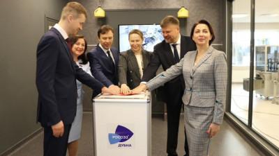 Екатерина Зиновьева открыла новые производства в ОЭЗ «Дубна»