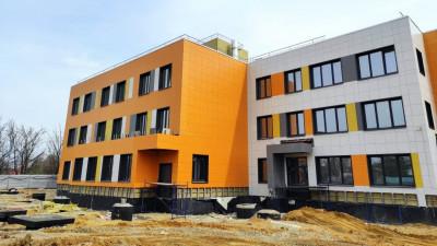 строительство детского сада в Электростали