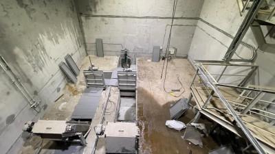 Главгосстройнадзор выявил нарушения при строительстве насосной станции в Долгопрудном