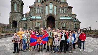 Открытие поискового сезона «Вахта памяти - 2021» состоялось в Подмосковье