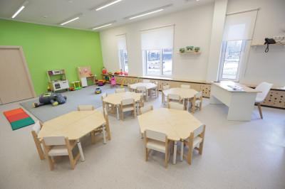 Новый детский сад на 350 мест открылся в Балашихе