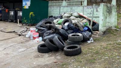 Госадмтехнадзор выявил нарушения содержания площадок ТКО на территории Рузского оператора