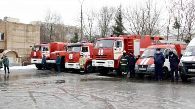 Готовность городских округов к пожароопасному сезону 2021 года обсудили в Подмосковье