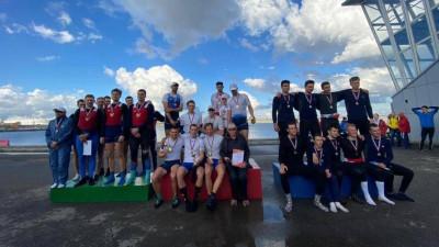 Гребцы из Подмосковья завоевали 22 медали на всероссийских соревнованиях