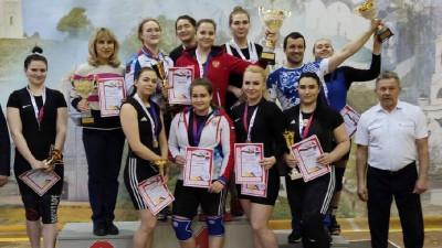 Команда Подмосковья по тяжелой атлетике