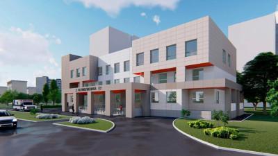 Компания ООО «Воздвижение» реконструирует поликлинику в поселке Раменского округа