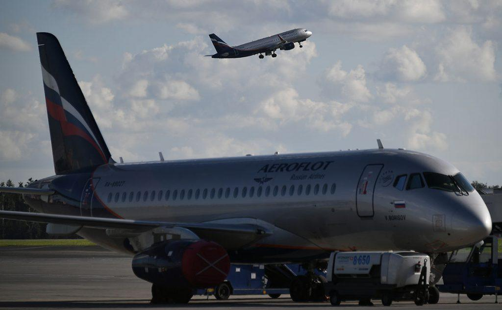 межрегиональный российский самолёт уходит нарасхват очередь на закупку superjet 100