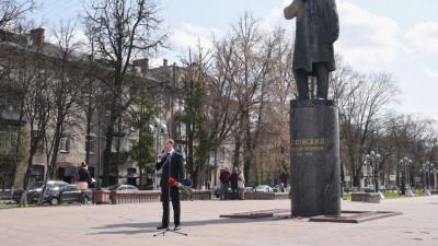 Министр физической культуры и спорта Подмосковья поздравил жуковчан с днем города