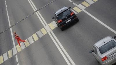 Минтранс Подмосковья разработал стандарт обустройства пешеходных переходов