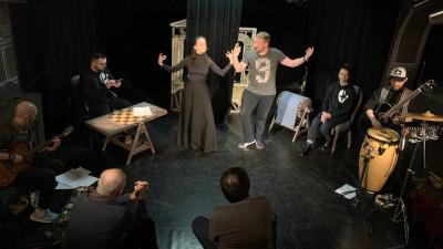 Московский областной театр кукол представит премьеру спектакля «Тристан & Изольда»