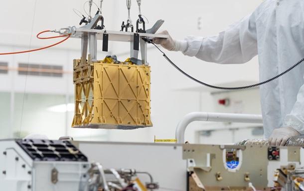 На Марсе впервые произвели кислород