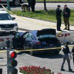 Нападение на Капитолий - мужчина протаранил ограду и был убит