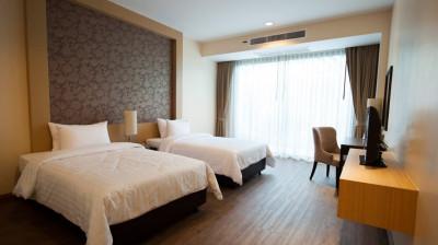 Новую гостиницу с рестораном, библиотекой и зоной отдыха для семей построят в Подмосковье