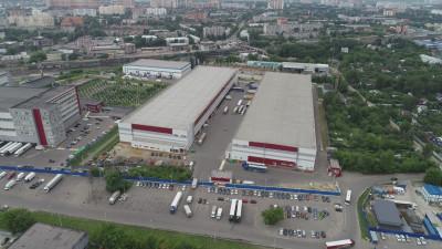 Новый корпус складского распределительного центра ввели в эксплуатацию в Домодедове
