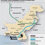 Новый российский газопровод в Пакистан ушёл из-под санкций Америки