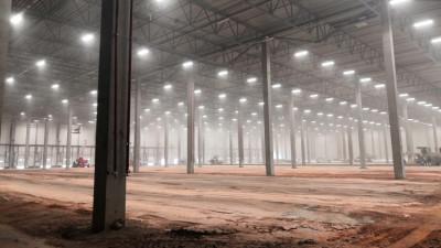 Новый складской корпус достроят в Раменском городском округе в июне