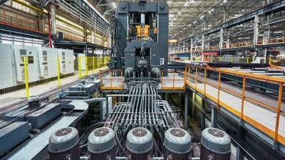 Обрабатывающее производство Подмосковья выросло на 13,5% в первом квартале 2021 года