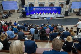 Олег Матыцин: «Наша задача – создать комфортные условия для работы тренеров и обеспечить защиту их интересов»