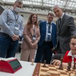 Олег Матыцин открыл форум «SportForumLive. Современный спорт. Инновации и перспективы»