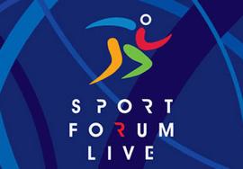 Открыта регистрация на форум «SportForumLive. Современный спорт. Инновации и перспективы»
