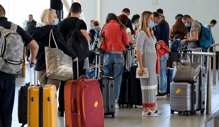 отпуск без права возврата российские туристы не могут улететь из турции