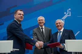 Паралимпийский комитет России и компания Forward заключили Соглашение о сотрудничестве