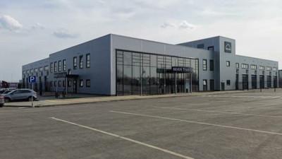 Первый резидент индустриального парка в Раменском городском округе открыл грузовой сервис