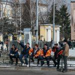 Песков констатирует нехватку мигрантов на строительстве и в сельском хозяйстве РФ