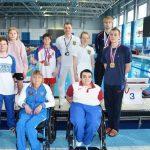 Пловцы из Подмосковья завоевали 13 наград на чемпионате России среди спортсменов с поражением опорно-двигательного аппарата