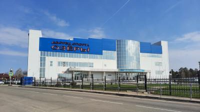 Почти 15 нарушений устранили во Дворце спорта «Озеры» после проверки Главгосстройнадзора