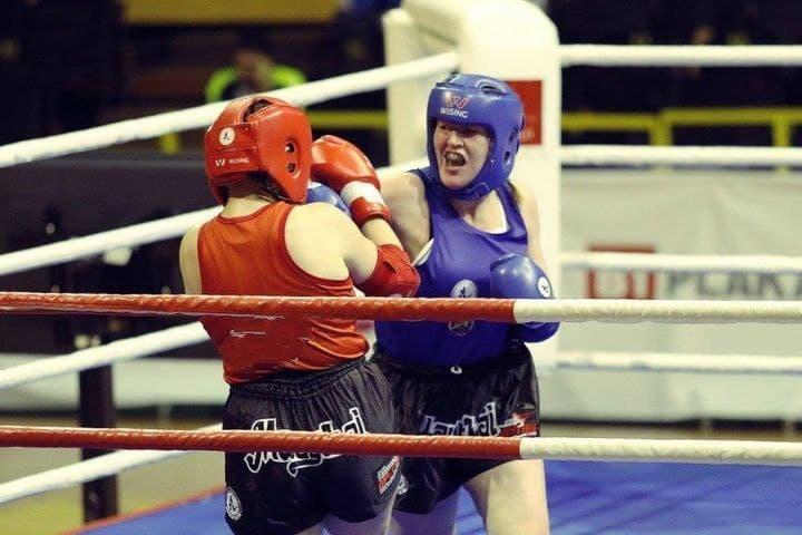 Подмосковная спортсменка стала чемпионкой России по тайскому боксу