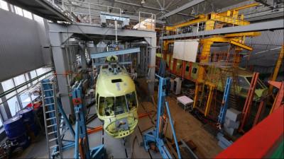 Производство вертолетов