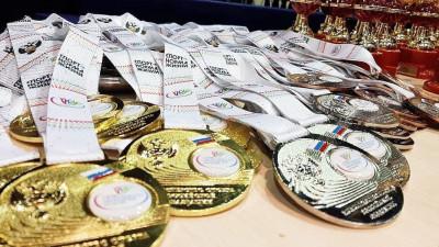 Подмосковные самбисты стали лучшими на втором этапе летней Спартакиады молодежи России