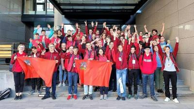 Подмосковные школьники завоевали 23 диплома на Всероссийской олимпиаде по астрономии