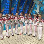 Подмосковные спортсмены завоевали 19 медалей на чемпионате России по синхронному плаванию