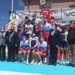 Подмосковные спортсмены завоевали 3 медали на международном турнире по майнтинбайку
