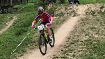Подмосковные велосипедисты завоевали золото и серебро на всероссийских соревнованиях