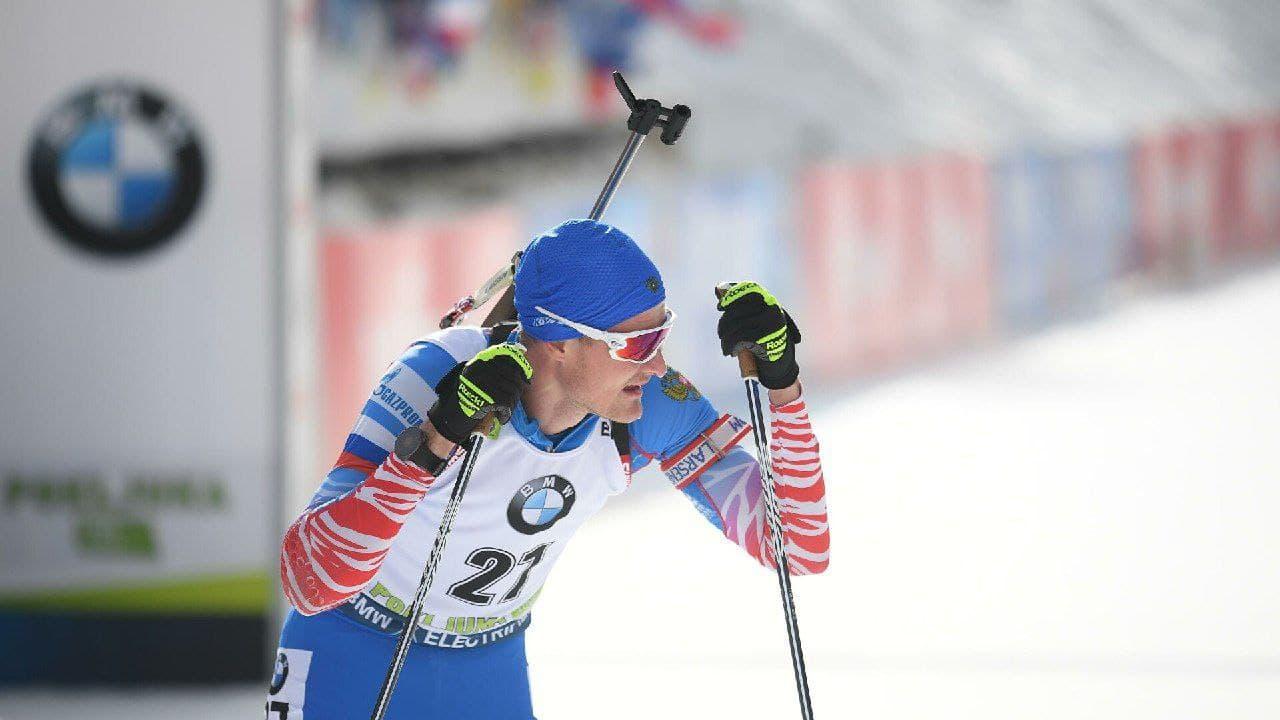 Подмосковный биатлонист по итогам сезона занял 3 место на Кубке России