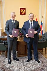 Подписано Соглашение между Минспортом России и Пензенской областью о сотрудничестве в области физической культуры и спорта