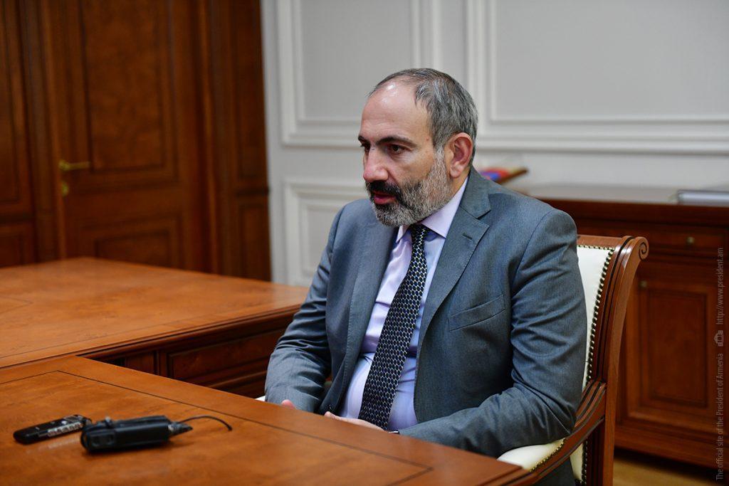 политическая смерть марионетки никол пашинян подал в отставку