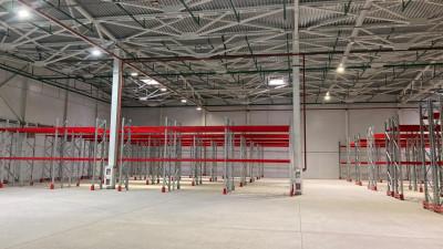 Производственно-складской комплекс достроили в Балашихе