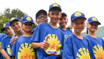 Порядка 24 тыс. детей смогут принять лагеря Подмосковья в каждую летнюю смену