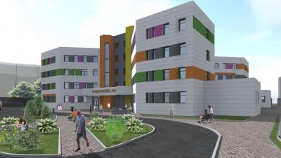 Проект поликлиники в Домодедове включили в реестр проектов повторного применения