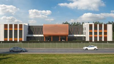Проект школы в Можайске включили в реестр проектов повторного применения