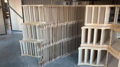 Производитель мебели запустит новое здание в работу в городском округе Щелково